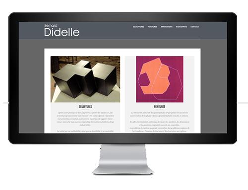 Bernard Didelle – Artiste sculpteur