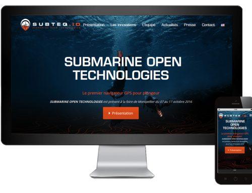 Submarine open technologies